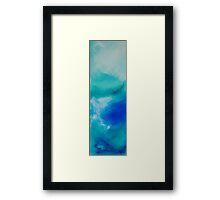 Sunday Swim Framed Print