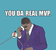 You Da Real MVP - Funny Meme - You're The Real MVP - MVP - Funny Gift by TurtlesSoup