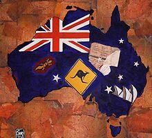 Notre Australie by Sonia de Macedo-Stewart