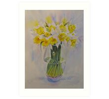 Spring of course! Art Print