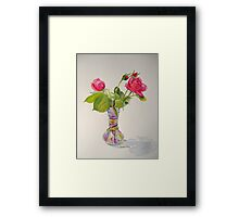 From me to you Framed Print