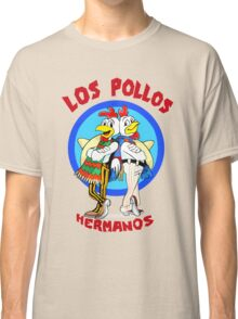 Los Pollos Hermanos or The Chiken Classic T-Shirt