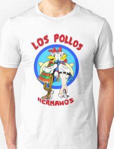 Los Pollos Hermanos or The Chiken T-Shirt