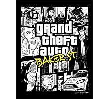 GTA: Baker St. Photographic Print