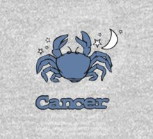 Cancer the Crab One Piece - Long Sleeve