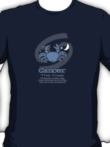 Cancer the Crab T-Shirt