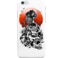 The day of sakura iPhone Case/Skin