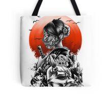 The day of sakura Tote Bag