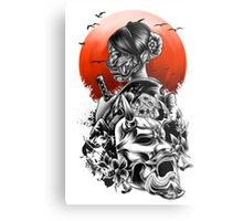 The day of sakura Metal Print