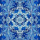 - Bright blue - by Losenko  Mila