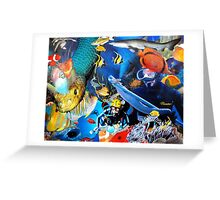 Underwater Excursion Greeting Card