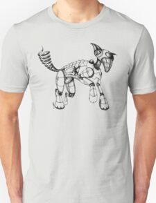 Space Doggie: Tintruck Traytray T-Shirt