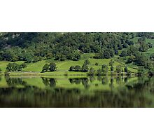 Rydal Water in August Photographic Print
