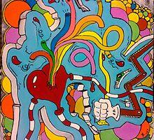 Open Art Surgery  by John M. Pride Jr.