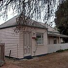 cottage in Great Western, Victoria by BronReid