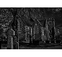 The Brick Church Photographic Print