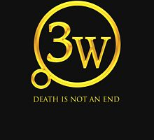 "3W Logo - ""Death is Not an End"" Unisex T-Shirt"
