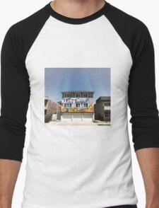 Midtown Gems Men's Baseball ¾ T-Shirt