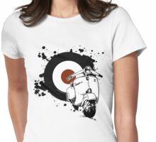 Soul Splatter GS Womens Fitted T-Shirt