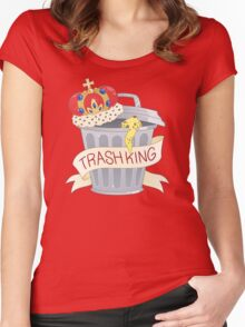 Trash King Women's Fitted Scoop T-Shirt