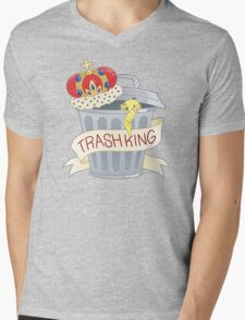 Trash King Mens V-Neck T-Shirt