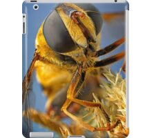 Poised Drone Fly iPad Case/Skin