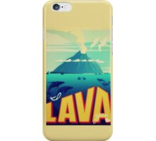 I lava you  iPhone Case/Skin