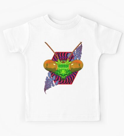 PRAYING MANTIS - 287 Kids Tee