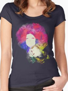 Diana Ross Women's Fitted Scoop T-Shirt