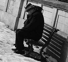 Homeless  by Lorraine Bratis