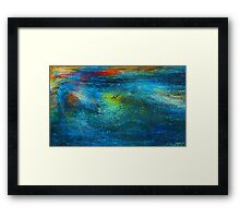 Abstract series #14 Framed Print