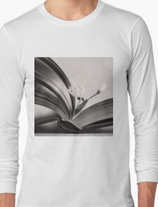 Dusty Pages Long Sleeve T-Shirt