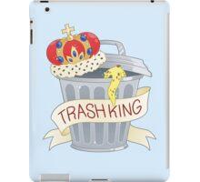 Trash King iPad Case/Skin