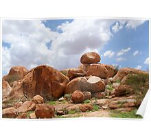 The Devils Marbles Poster