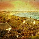 View from Church Cove by Catherine Hamilton-Veal  ©