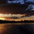 houseboating on the River Murray by BronReid