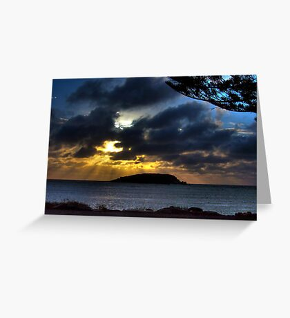 Glimmer of Hope (503 views + 6 times featured) Greeting Card