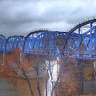 Walking Bridge by Gregory Collins