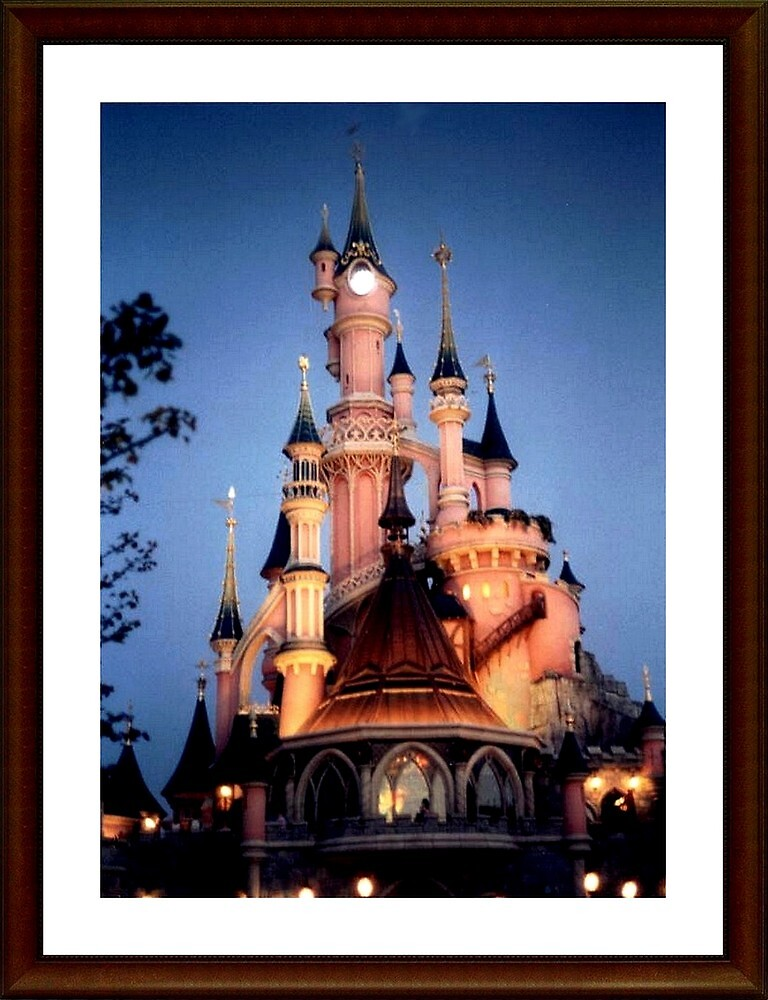 Walt Disney world by AleFletcher