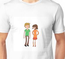 Mystery Inc in Ooo Part II Unisex T-Shirt