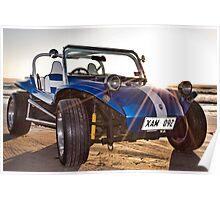 VW Manx Poster
