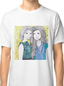 The Mirror and The Mask Classic T-Shirt