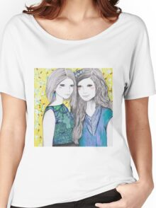The Mirror and The Mask Women's Relaxed Fit T-Shirt