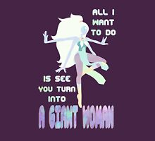 Giant Woman Unisex T-Shirt