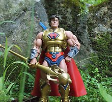 Masters of the Universe Classics - He-Ro by GskullWarrior