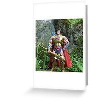 Masters of the Universe Classics - He-Ro Greeting Card