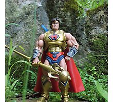 Masters of the Universe Classics - He-Ro Photographic Print