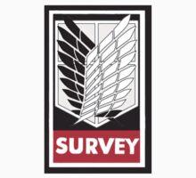 Survey Corps Kids Tee