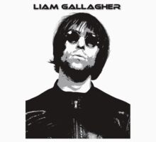 Liam Gallagher T Shirt by kmercury