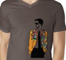 Elegantly Creative Mens V-Neck T-Shirt